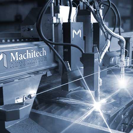 image burndred welding in shop cnc plasma cutter machine in calgary
