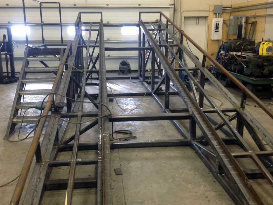 Photo Gallery | Burndred Custom Welding & Fabrication Shop - Calgary